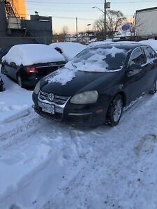 2006 Jetta TDI automatic PARTS FOR SALE