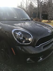 Mini Cooper Countryman S AWD 2014