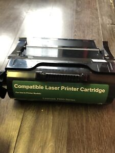 Lexmark laser printer cartridge
