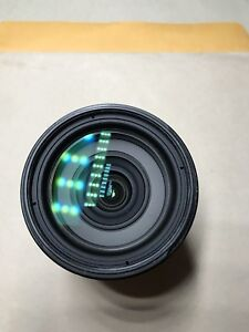 Sony DT 16-105mm f/3.5-5.6 A mount lens with UV filter