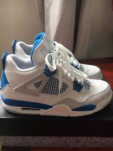 3538570631d0e0 Jordan 4 Military Blue 8.5