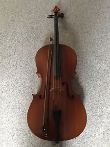 Germany East Cello