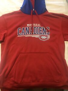 Montreal Canadian Hoodie and t-shirts ( brand new )