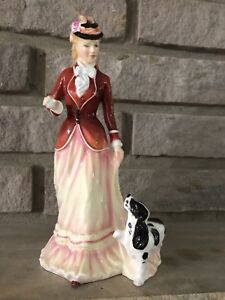 Royal Doulton Figurines - all come with original boxes.