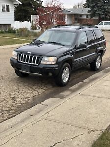 2004 Jeep Grand Cherokee 4x4 CHEAP FULLY LOADED MINT