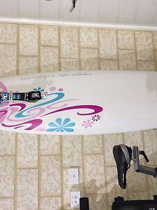 Surfboard *** Munster Cockburn Area Preview