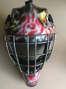 Masque gardien HACKVA - Goalie Mask size senior medium