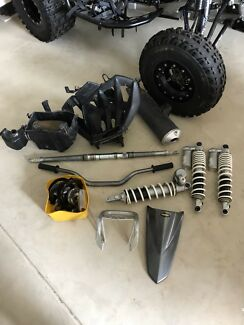 Kawasaki kfx 450 quad parts