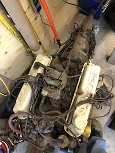 289 and c4 transmission