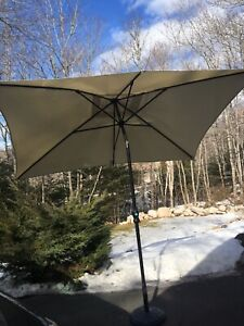 Patio Umbrella & Base