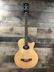 Guild Acoustic Bass - Made in USA w/ hardshell case