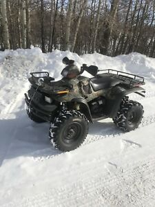 ATV sportsman 2000 polaris