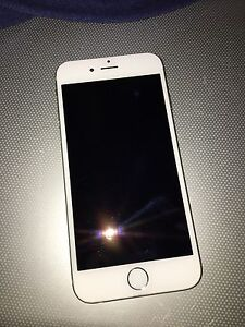 iPhone 6 White Grey Locked to Bell