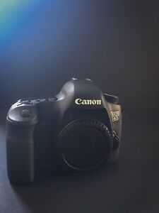 Canon 6D -low shutter uses