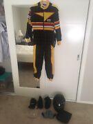 Go Kart Race Suit, Race Shoes, Race Gloves , helmet Putney Ryde Area Preview