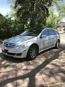 2006 Mercedes R350 AWD automatique, $4900