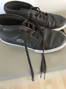 Lacoste shoes mens 7