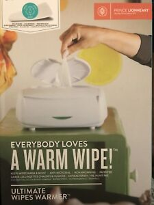 Everybody loves a warm wipe