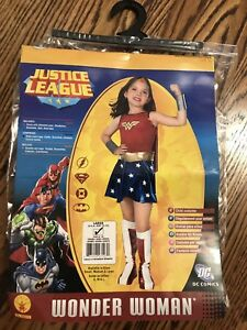Wonder Woman costume for kids