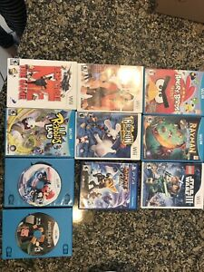 Wii / Wiiu / PS4 Games