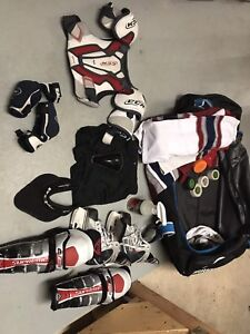 Equipement hockey enfant 10 ans
