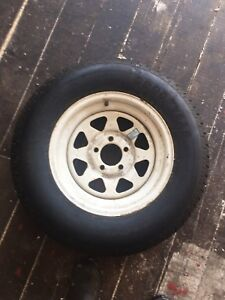 Camping Trailer Tire