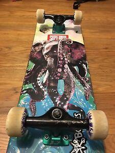 Skateboard needed  gone