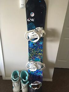 GNU Ladies Snowboard