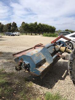 Mulcher mower