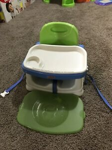 portable fisher high chair