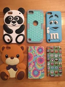 iPod 5 or 6 cases