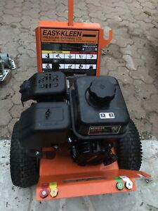 Professional quality pressure washer