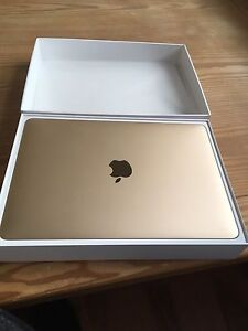 Gold MacBook Fully Loaded (Like New)