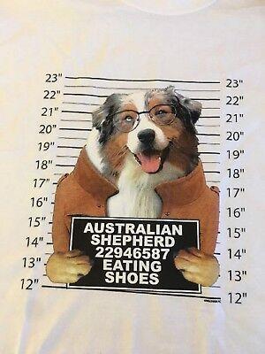 Australian Shepherd Mug Shot Tote