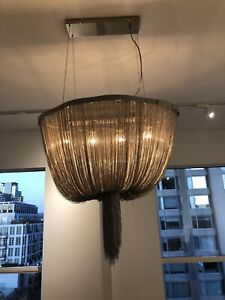 Chandelier with Chain detailing