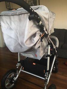 4 wheel all-terrain stroller