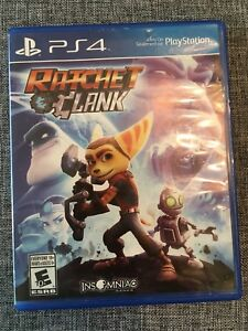Ps4 Playstation 4 Ratchet and Clank video game