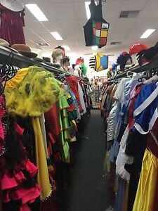 Long Term Established Costume Shop. Thousands of costumes! Wangara Wanneroo Area Preview
