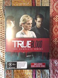 BRAND NEW: Full True Blood series box set Melton Melton Area Preview