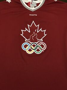 Team Canada Olympic Jersey