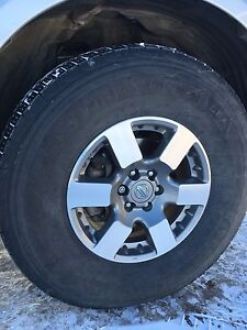 Factory Frontier Wheels and Tires