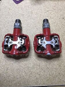 Wellgo Clipless Bike Pedals