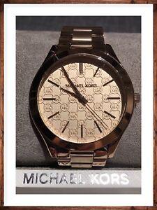 Michael Kors Slim Runway Watch - MSRP: $260