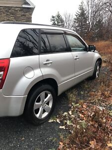 2009 Grand Vitara for parts or repair