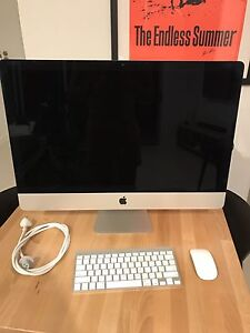 """27"""" iMac parts only 2012 Lutwyche Brisbane North East Preview"""