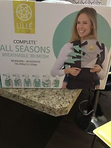 lillebaby baby carrier (new)