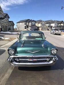 1957 210 Model  2 Door Del Ray Club Coupe