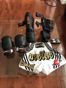 Jr Muay Thai gear