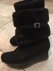 Winter girls boots