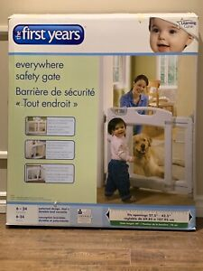 Child Safety Gate ( Clear ) by the First Year